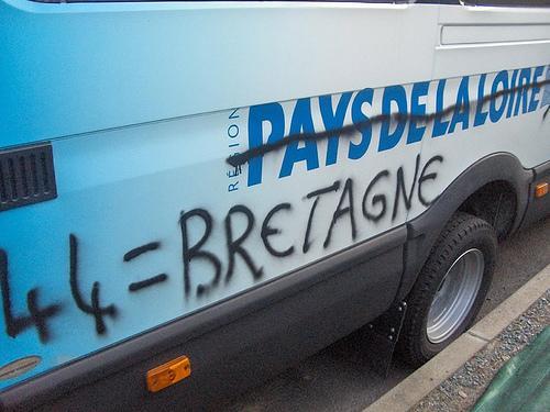 Breton Graffiti